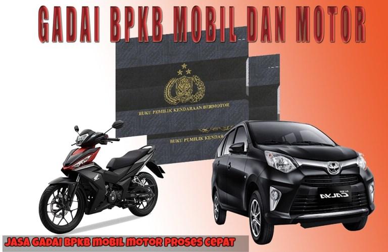 Pinjaman Gadai Bpkb Mobil dan Motor Daerah Banjarbaru
