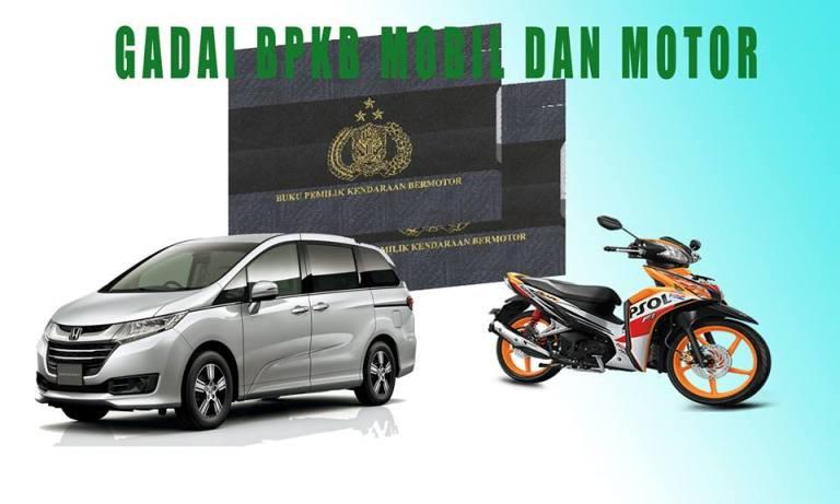 Pinjaman Uang Jaminan BPKB Mobil dan Motor daerah Jakarta ...