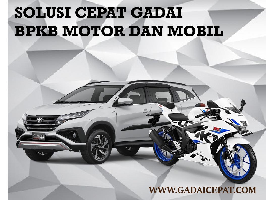 Solusi Gadai BPKB Motor dan Mobil di Cimahi BANDUNG Cepat ...